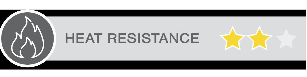 HEAT RESISTANCE 2