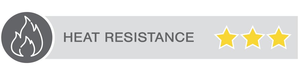 HEAT RESISTANCE 3