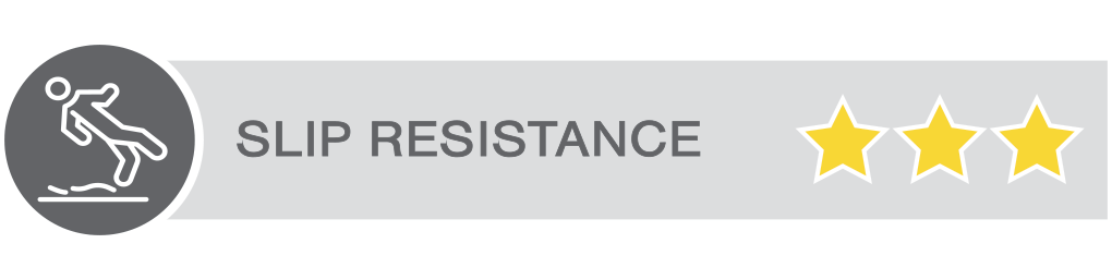 SLIP RESISTANCE 3